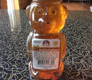 Honey—Clover Pure Xtra Light Amber